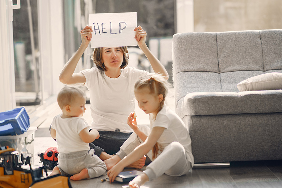 Dzieci zamknięte w domu – co tracą?